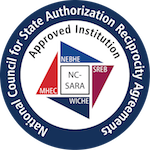State Authorization Reciprocity Agreement (SARA) logo